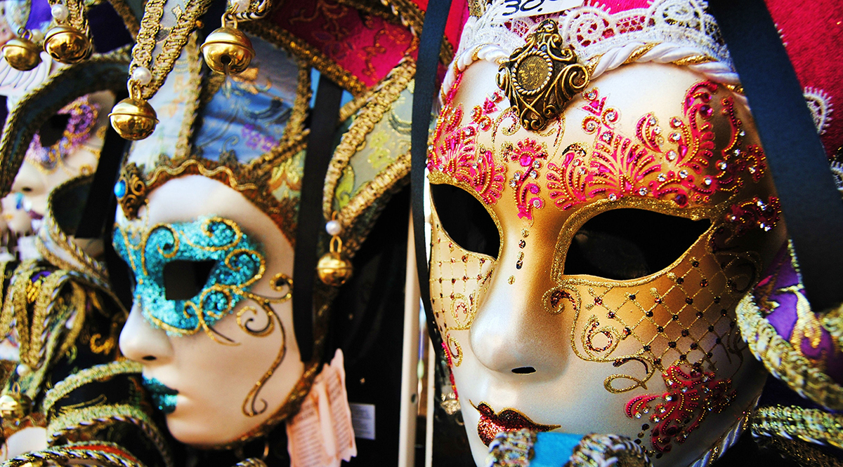 Anna's Tours of Italy - Small Group Tours of Italy - Carnival Tour of Venice