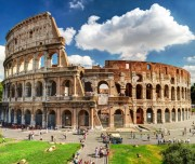 Anna's Tours of Italy - Small Group Tours of Italy - Luxury Tours of Italy - Rome Coliseum
